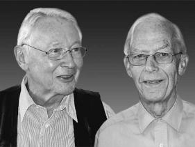 <h2>Jørgen Dahlerup och Gert Holbek</h2>