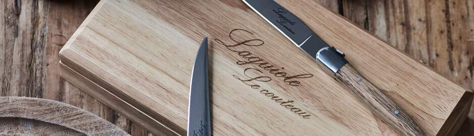 Laguiole Le couteau
