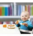 Toddler børnebestik, Orange