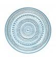 Iittala Kastehelmi ljusblå, 12 tallrikar (17 cm)