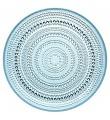 Iittala Kastehelmi ljusblå, 6 tallrikar (24,8 cm)