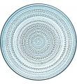 Iittala Kastehelmi ljusblå, komplett 36-delar (12 personer)