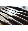 12 Laguiole En Aubrac Wenge Biff knivar