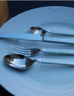 Alessi Dry bestick 12 personer (48+8 delar serveringsdelar)